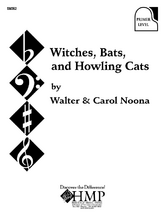 Witches, Bats, and Howling Cats