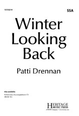 Winter Looking Back