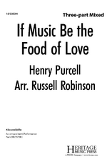 If Music Be the Food of Love