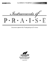 Instruments of Praise, Vol. 2: Clarinet/Trumpet - Insert only