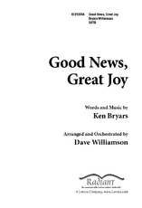 Good News, Great Joy!