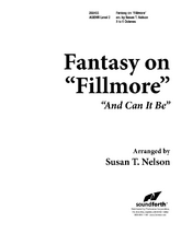 "Fantasy on ""Fillmore"""