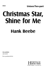 Christmas Star, Shine for Me