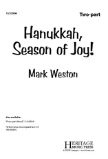 Hanukkah, Season of Joy!