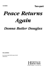 Peace Returns Again