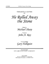 He Rolled Away the Stone - Orchestration