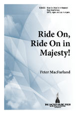 Ride on, Ride on in Majesty