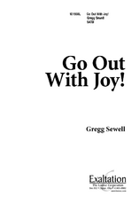 Go Out With Joy