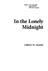 In the Lonely Midnight