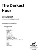 The Darkest Hour - Orchestral Score and Parts