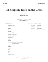 I'll Keep My Eyes on the Cross - Orchestration