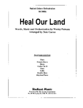 Heal Our Land - Orchestration