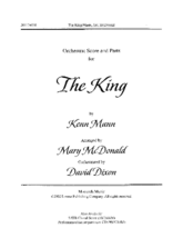 The King - Full Score and Parts