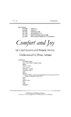 Comfort and Joy - Orchestration