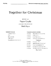 Together for Christmas - Flute, Rhythm and Digital Keyboard(s)