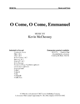 O Come, O Come, Emmanuel - Orchestral Score and Parts
