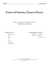 Cross of Sorrow, Cross of Love - String Orchestra Score and Parts