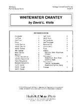 Whitewater Chantey