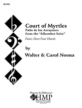 Court of Myrtles - Piano 4 Hands