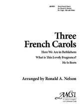 Three French Carols