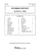 Wyoming Portrait