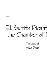 El Burrito Picante and the Chamber of Doom