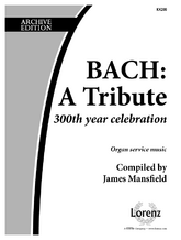 Bach A Tribute