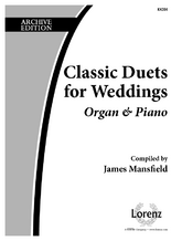 Classics Duets For Weddings