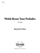 Welsh Hymn Tune Preludes