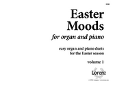 Easter Moods for Organ and Piano Vol 1