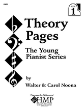 Young Pianist Theory Pages 1