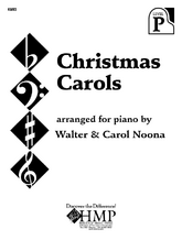 Young Pianist Christmas Carols Primer